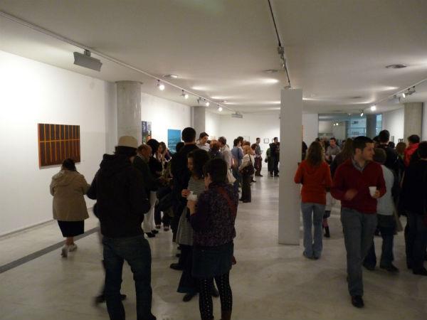 Exposición saramago 2010
